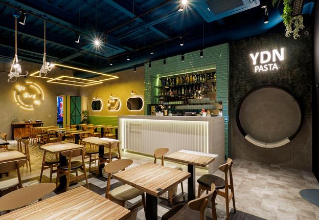 亞丁尼永春東路店-商業空間設計-室內設計-空間設計-餐飲空間-舞夏設計 (9).