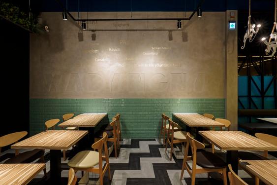 亞丁尼永春東路店-商業空間設計-室內設計-空間設計-餐飲空間-舞夏設計 (1).