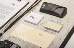 sozo髮廊品牌包裝設計