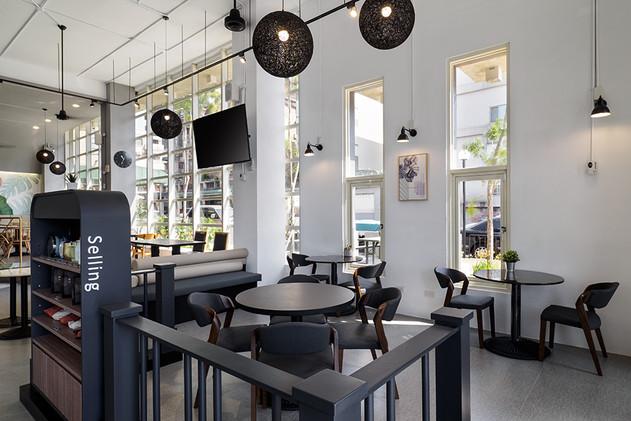 天亮了-咖啡餐飲館-舞夏設計-台中北屯區茶飲店-商業空間-品牌整合設計 (10)