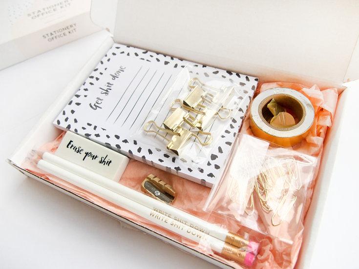 Stationery Office Kit