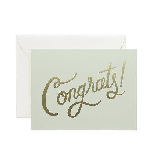 Kaart - Congrats!