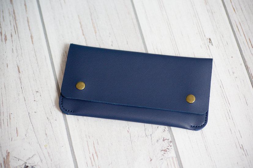 Portemonnee - blauw