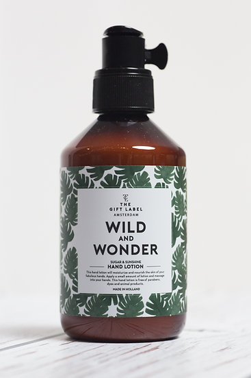 Handlotion 250ml - wild and wonder