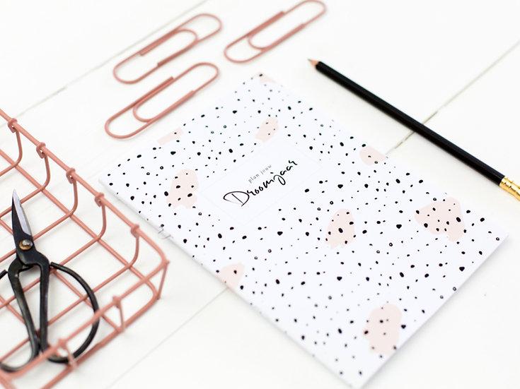 Doelenboekje - Plan jouw droomjaar
