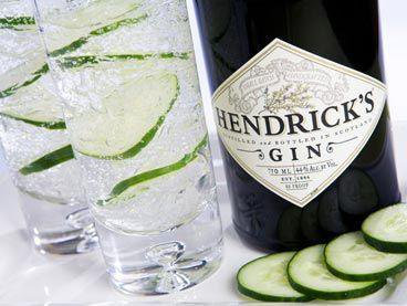 Hendrick's Gin mini