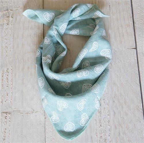 Baby sjaal - groen