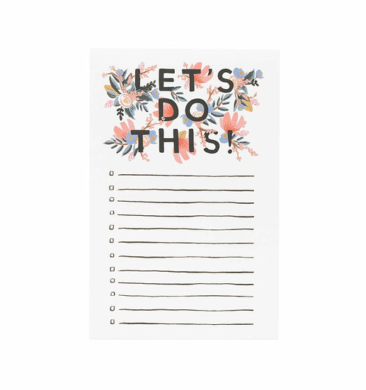 Notepad - let's do this!