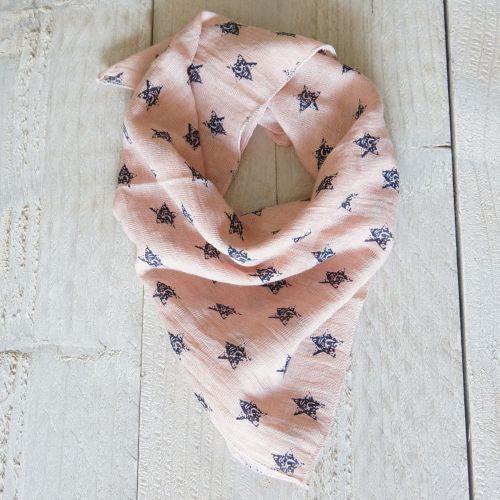Baby sjaal - roze