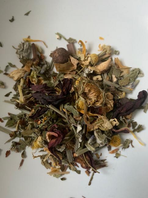 Chakra Herbal Tea