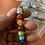 Thumbnail: 7 Chakras Healing & Grounding Bracelet- Unisex  (Reiki) w/ Hematite