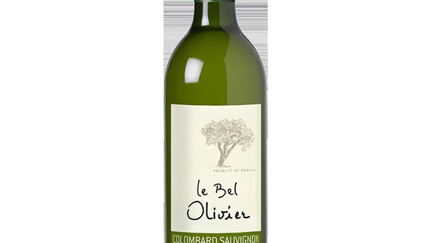 Le Bel Olivier Colombard-Sauvignon Blanc, IGP d'oc, Cotes de Gascogne, France