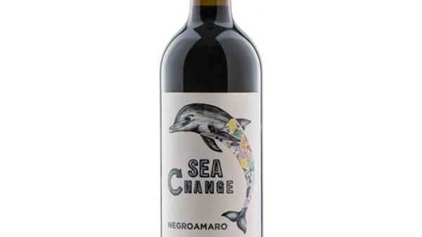Sea Change Negroamaro, Italy, (An Environmentally Conscious Wine)
