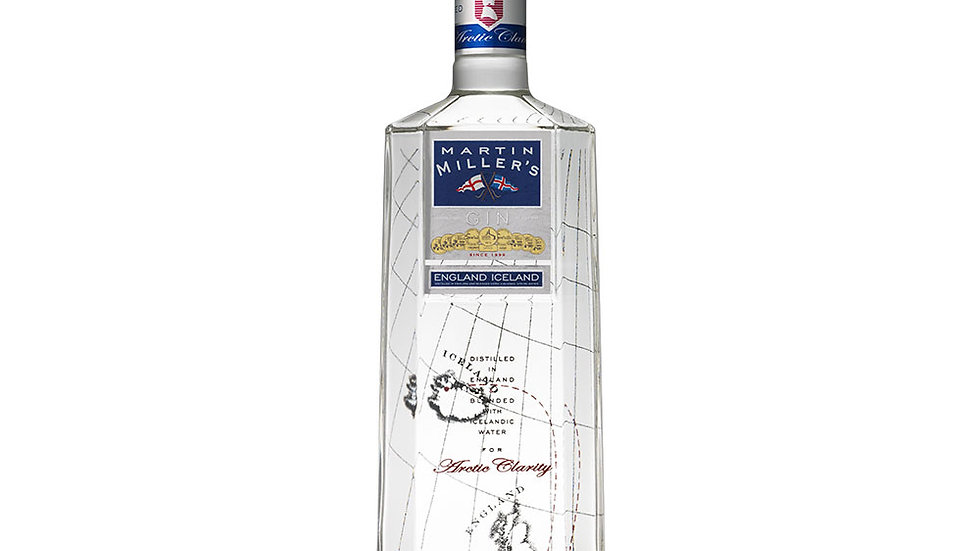 Martin Miller's London Dry Gin, 70cl
