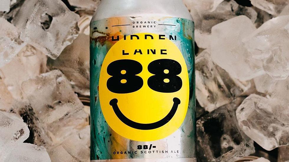 Hidden Lane, 88-Organic, 80 Shilling (12)