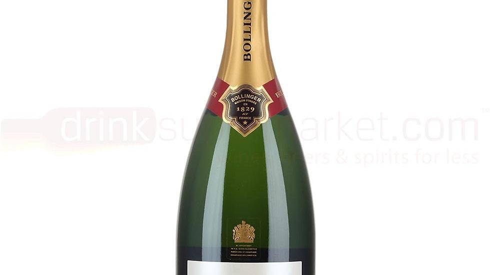 Bollinger Cuvée Brut Champagne, NV