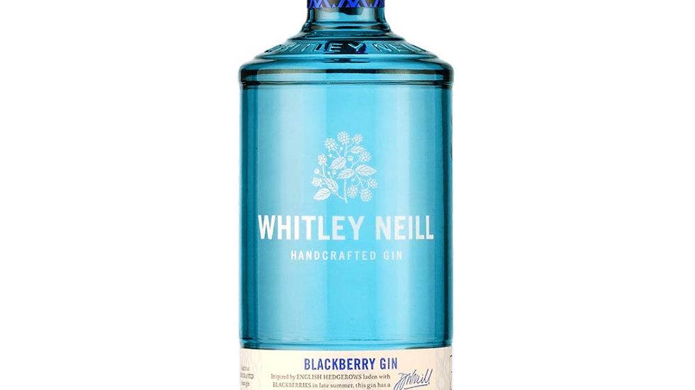 Whitley Neill Blackberry Gin, 70cl