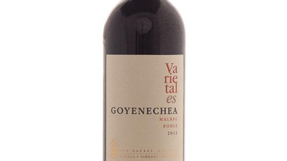 Goyenechea Malbec, Mendoza, Argentina