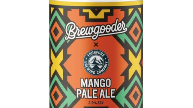 Brewgooder Mango, IPA (12)