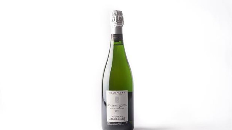 Maillart Champagne Brut Platine, 1 er Cru, NV