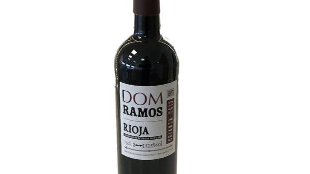 Dom Ramos Rioja Crianza, Spain