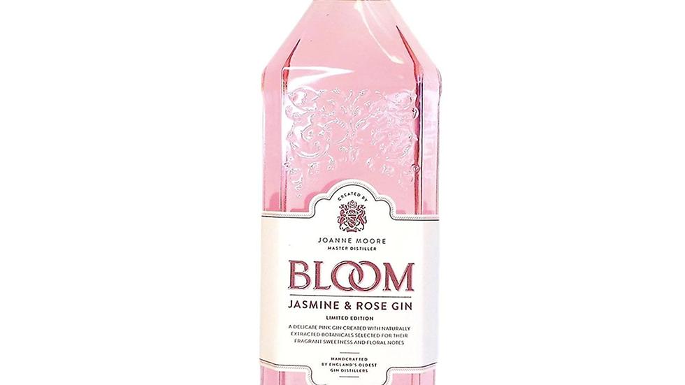 Bloom Jasmine & Rose Gin, 70cl