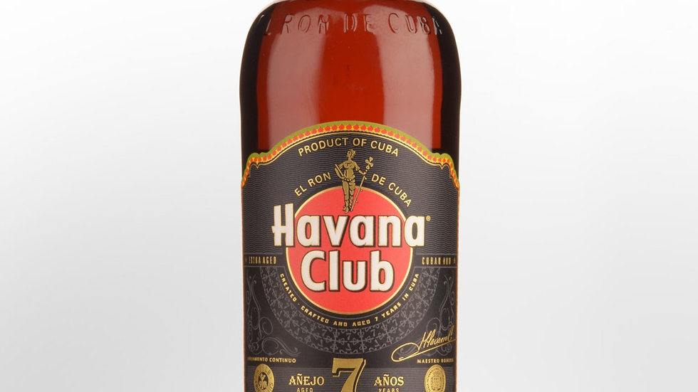 Havana Club Añejo 7 Year Old, 70cl
