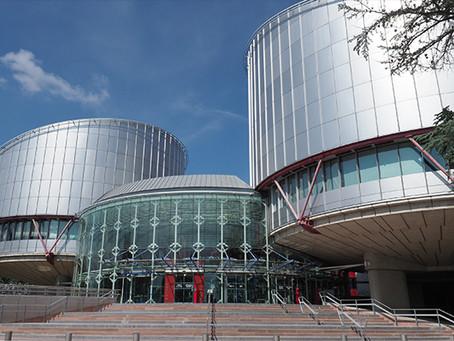 Посещение Европейского суда по правам человека. Город Страсбург, Франция.