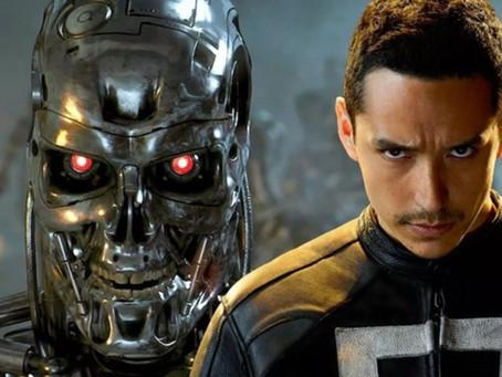 Gabriel Luna se lesionó dos costillas haciendo una escena de Terminator