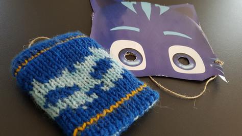 Wie mir die PJ Masks die Double Face Technik beibrachten ...