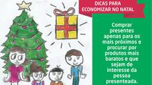 Dicas de economia no Natal