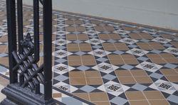 tessellated tiles
