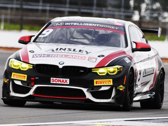 Fighting Fourth For Andrew Gordon-Colebrooke In Silverstone 500