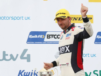 Tom Oliphant Stars At Thruxton To Claim Jack Sears Trophy Honours