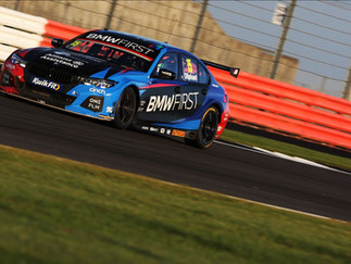 Oliphant Shows Fighting Spirit To Claim Silverstone Podium