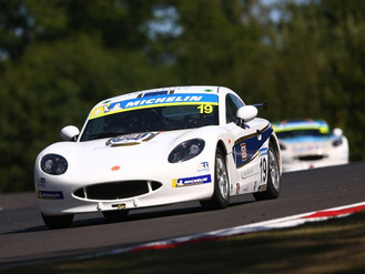 Rowan Vincent Battles To Strong Triple Finish At Brands Hatch