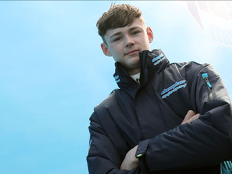 Douglas Motorsport Welcome Dexter Patterson For 2021 BRDC British F3 Championship
