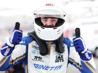 Josh Malin Opens Ginetta GT5 Challenge Season With Stunning Oulton Park Victory