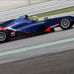 Christian Mansell Graduates To BRDC British F3 With Carlin
