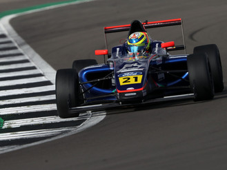 Christian Mansell Extends British F4 Rookie Cup Lead At Silverstone