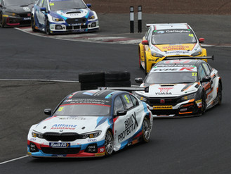 Tom Oliphant Endures Race Day Of 'What-Ifs' At Croft