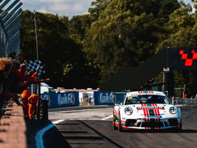 Redline Racing Return To Winning Ways With Oulton Park Success
