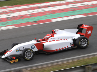 Bart Horsten Ready To Go For BRDC British F3 Debut