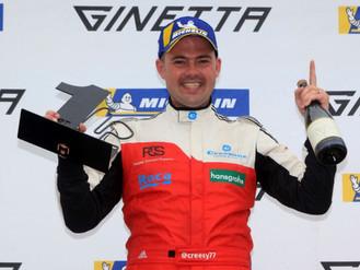 Crees Secures Dream British Touring Car Championship Graduation