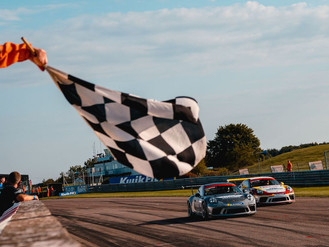 Redline Racing Take Double Carrera Cup GB Class Victory At Thruxton