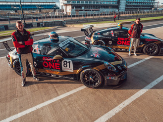 Redline Racing 'Take The Power' With Eighty-One Powerdrink In Porsche Carrera Cup GB
