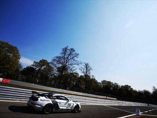 Andy Priaulx Gets Dream British GT Drive Alongside Sir Chris Hoy