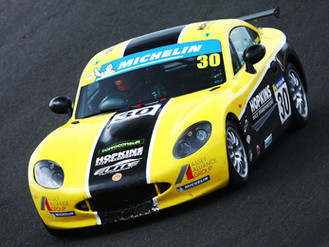 Will Jenkins Battles To Strong Points Haul At Brands Hatch