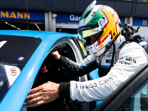 Andy Priaulx Hangs Up His World Touring Car Gloves
