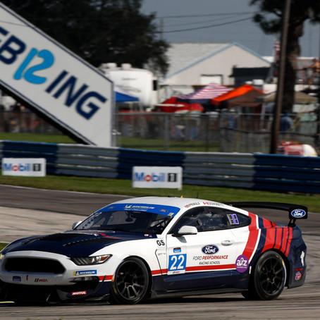 Sebastian Priaulx Takes Top Six Finish From Sebring Season Finale